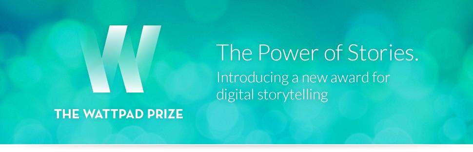 Wattpad Prize Banner